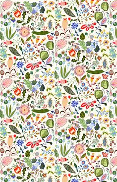 Adorable fabrics perfect for little english spring 2014
