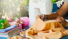 Cómo hacer un vestido en pocos minutos – Topickr Orange Fabric, Free Photos, Photo Editing, Sewing, Wallpapers, Diy, Ideas, Fashion, Pattern Sewing