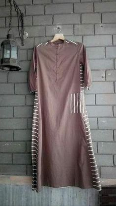 New Sewing Clothes Women Tunics Grey Ideas Kurta Patterns, Dress Patterns, Sewing Patterns, Indian Tunic, Indian Wear, Kurta Designs Women, Blouse Designs, Sewing Clothes Women, Clothes For Women
