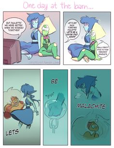 I thought violence would be the answer #StevenUniverse #Lapidot