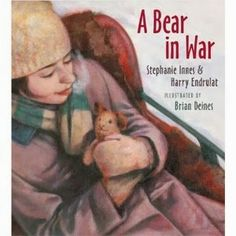 We read A Bear in War and coloured poppies for our Remembrance Day wreath today. A Bear in War is one of my favourite picture books for tal. Remembrance Day Activities, Readers Theater, Canadian History, Mentor Texts, Day Book, Veterans Day, Read Aloud, In Kindergarten, Childrens Books