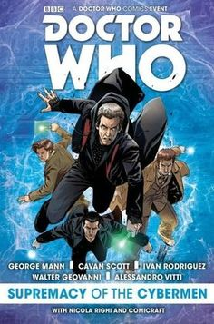 This incredible one-off event brings multiple Doctors battling through time to fight the unstoppable Cybermen!