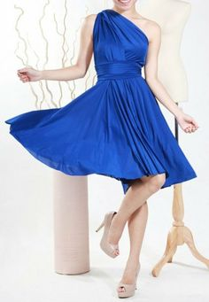 CUSTOM Convertible Bridesmaids wrap Dress by FashionAtelier, $58.00