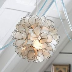 23 glamorous ideas for nursery lighting @BabyCenter #nursery #decor #lighting