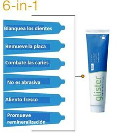 Glister® Glister Toothpaste is a revolutionary Multi-Action Toothpaste with Syl… - Centro de Salud Bucal Health And Nutrition, Health And Wellness, Artistry Amway, Amway Business, Nutrilite, Teeth Whitening, Personal Care, Blog, Amway Products