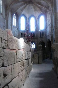 Piedras arqueológicas en el museo de las lapidas.