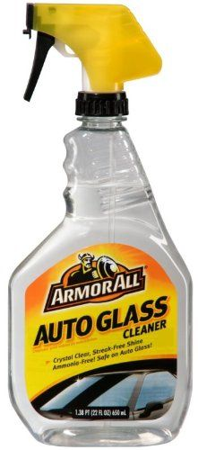 Armor All Auto Glass Cleaner 22 Oz ** For more information, visit image link.