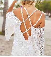 Bildergebnis für weiße sommerkleider hippie