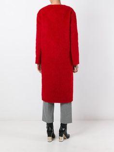 Federica Tosi single breasted coat