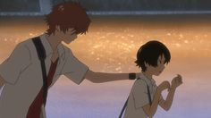 the girl who leapt through time chiaki gif Ill be waiting