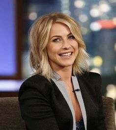 Best Julianne Hough Cute Bob