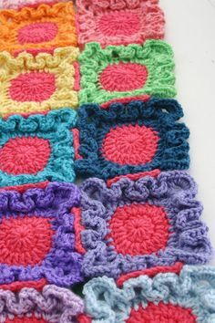 wiggly crochet patterns - Google Search