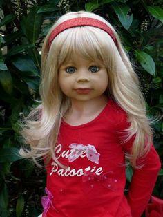 Masterpiece Dolls Cutie Patootie Blonde