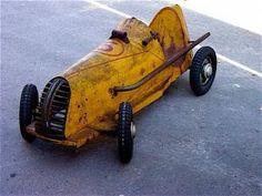 EUREKA, TOUT EUREKA… JOUETS, JEUX, VOITURES A PEDALES. – L'univers des voitures à pédales et à moteur pour enfants