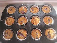 Healthy Cake, Healthy Recipes, Fitness, Panna Cotta, Muffins, Cheesecake, Low Carb, Gluten Free, Baking