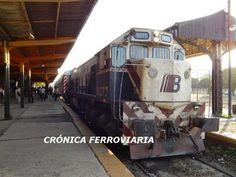 CRÓNICA FERROVIARIA: Ferrobaires:  Anuncia nuevo servicio de pasajeros ...