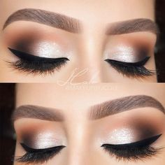 Whether you like to keep your eyeshadow ideas simple or a little bit complex, we know all about this matter. In this article, we will introduce to your attention all the possible types of eyeshadow and eyeshadow finishes, so that there is not a single product that can leave you wondering what to use it for! #makeup #makeuplover #makeupjunkie #eyeshadow