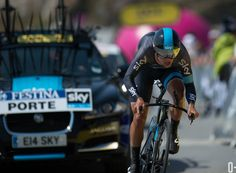 CHASING LE TOUR: MARTIN SPEEDS TO ITT WIN - Richie Porte finished the day in 4th place, 1:21 behind Tony Martin, having average 52.3km/h. The result saw Porte leap three places on the general classification, from 34th to 31st. He's currently 21:19 behind his teammate Froome after losing big time on stage 9.