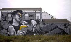 Cultura Inquieta - Retratos hiperrealistas: Street art por MTO