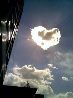 love is from the sky