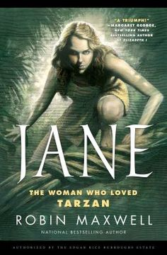 This book is the first version of the Tarzan story written by a woman and authorized by the Edgar Rice Burroughs estate.