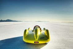 Nothing is a more perfect example of form following function than something designed to go fast without killing you.