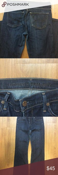 CITIZENS OF HUMANITY JEANS GUC citizens of humanity jeans! Citizens Of Humanity Jeans