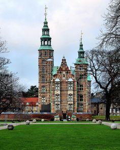 Rosenborg Slot / Kongens Have, Copenhagen, Denmark