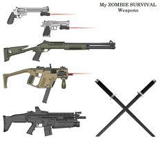 Sprites, Guns, Weapons Guns, Fairies, Revolvers, Weapons, Rifles, Firearms
