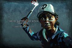 The Walking Dead - Clementine by jakest123 on deviantART
