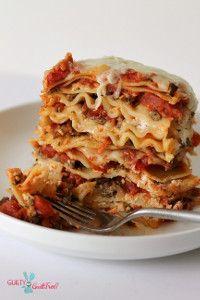 Homemade Carrabbas Lasagna | AllFreeCopycatRecipes.com