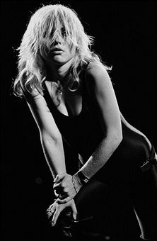 Blondie in Concert at the Whiskey