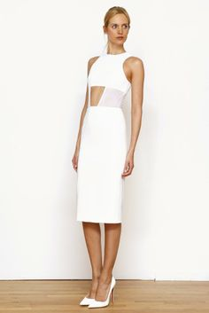 Cushnie et Ochs Resort 2015 [Photo by George Chinsee]