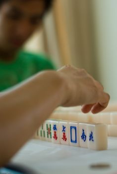 Mahjong is a game commonly played by 4 players. The game is played with a set of 136 tiles based on chinese characters and symbols. Playing mahjong has been a common chinese culture during chinese new year...