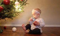 Auch NACH #Weihnachten noch süß! Erlebt eine Reise durch die letzten drei Tage bis zum Weihnachtsfest mit Baby Ellia. Die kleine Prinzessin ist die überaus geliebte Tochter von Esther Anderson und ihrem Mann Thad. Die beiden betreiben einen sehr erfolgreichen Blog, in dem sie besonders schöne, aber auch aufreibende Momente festhalten. In diesem Fall ist es in erster Linie sehr authentisch und extrem lustig!