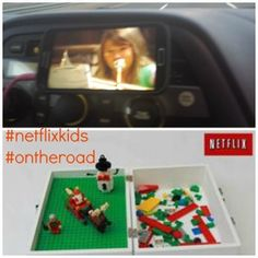 #netflixkids Download the free App and you can take your favorite movies with you, even in the car!