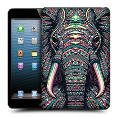 Head Case Designs Elephant Aztec Animal Faces Protective Snap-on Hard Back Case Cover for Apple iPad mini with Retina Display iPad mini 3 Head Case Designs http://www.amazon.com/dp/B00KRAHUYM/ref=cm_sw_r_pi_dp_.tZjvb15TSWQ6