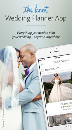 Are you a bride who's always on-the-go? Let The Planner App keep you organized. Everything you need to plan your wedding - anytime, anywhere!