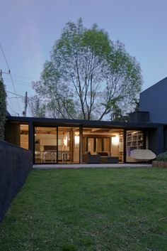 Sustainable 90 Sqm Residence in Mexico City: Casa Calero
