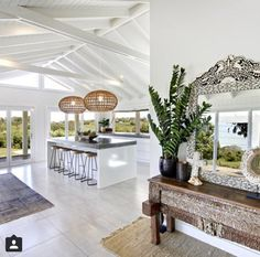 The Grove Byron Bay ➳ just met the woman of my interior decorating dreams. located in the Byron Hinterland is available for weddings and holiday rental. Style At Home, Casa Pizza, The Grove Byron Bay, Br House, Tiny House, My New Room, Home Interior, Home Fashion, Lifestyle Fashion