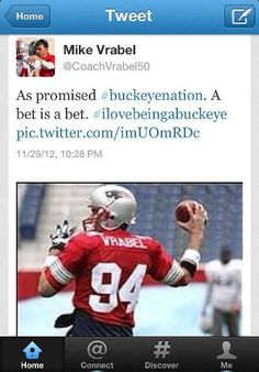 Brady loses his bet with Vrabel