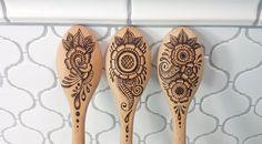 Custom Pyrography made to order woodburning di MadamMay su Etsy