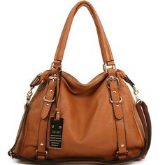 7ed28b5ec7 New leather HandBag Shoulder Women bag brown black hobo tote purse designer  lady Rebecca Minkoff