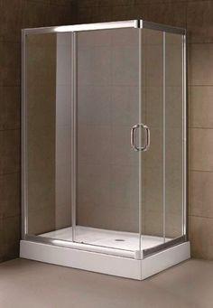 Cabina de ducha con puertas correderas slide by makro dise o makro design interior - Cabina ducha rectangular ...