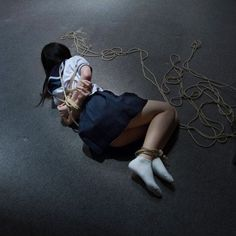 koedkariuchi セーラー服緊縛  31 悲壮感&犯罪感↑↑妄想捗る緊縛と目隠しのブルセラ画像! - 2 ...
