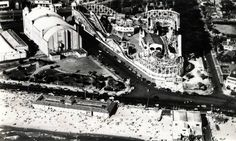 St.Kilda's' Luna Park is the world's oldest amusement park under private management.  The landmark opened in 1912 on the site of 'Dreamworld' which closed in 1909