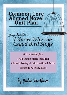 review caged bird lessons teach i know why the caged bird sings quoby a angelou 14 done book units the giver novels and lois lowry