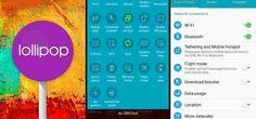 Aggiornamneto Android 5 Lollipop per Samsung Galaxy Note 3 è disponibile per il Download. Come installare Android 5 sul Galaxy Note 3