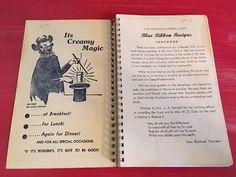 Vintage Amarillo Garden Club Cookbook  1950s Texas Texmex Southern Comfort Food  | eBay