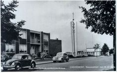 Nassaustraat Kerkrade (jaartal: 1960 tot 1970) - Foto's SERC